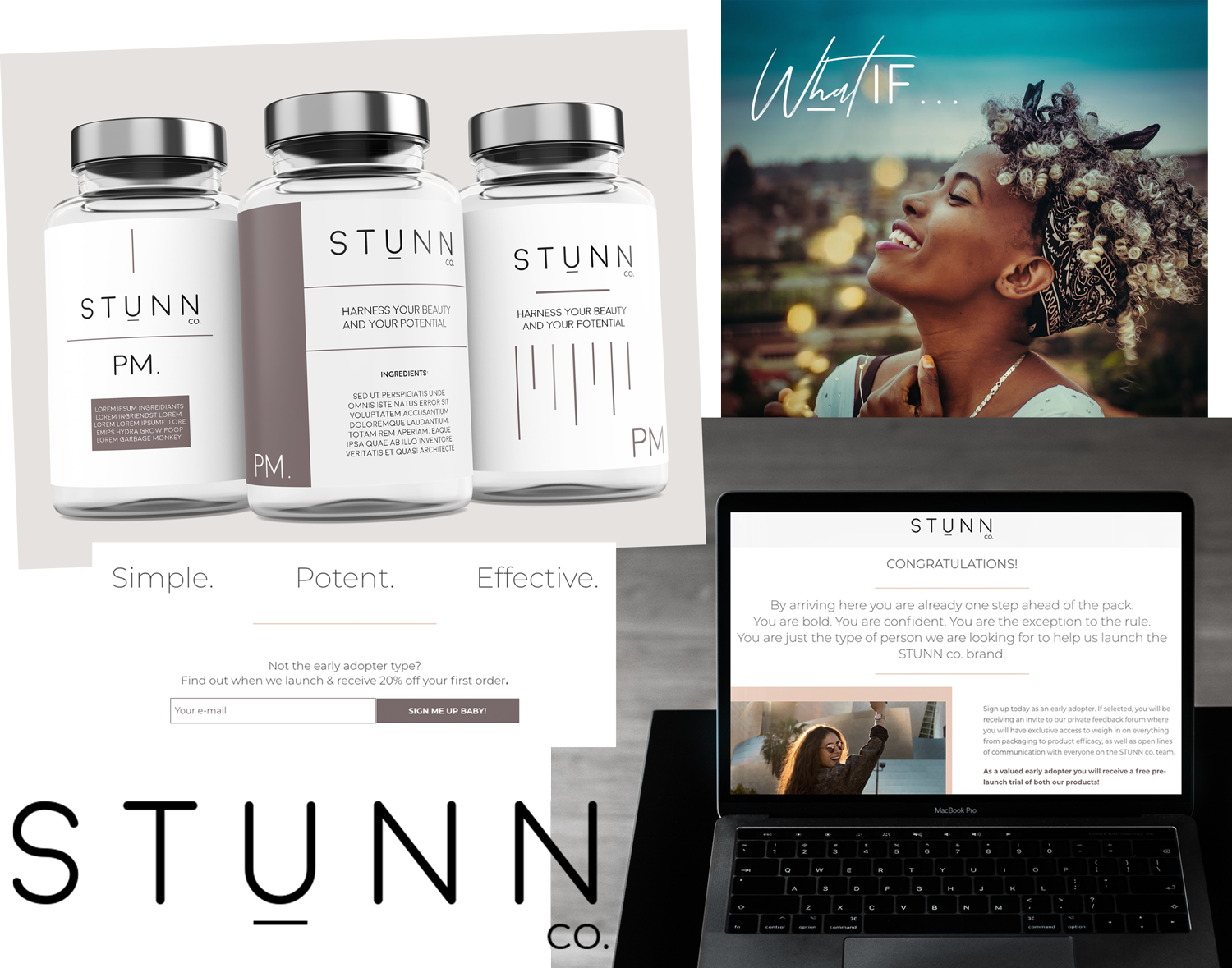 An awesome showcase of brand and web design on the west coast